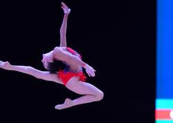 """Azərbaycan gimnastları """"AGF Junior Trophy""""nin finallarına vəsiqə qazanıblar"""