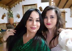 Azərbaycanlı aktrisa qızını da nişanladı