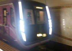 """Bakıya daha bir yeni metro qatarı gətiriləcək - <span class=""""color_red"""">Vaxt açıqlandı - FOTO</span>"""