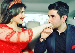 Azərbaycanlı aktrisanın qızının nişanından - FOTO - VİDEO