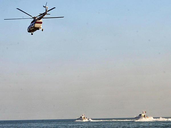 Sumqayıtda 2 nəfərin axtarışına helikopter cəlb olundu