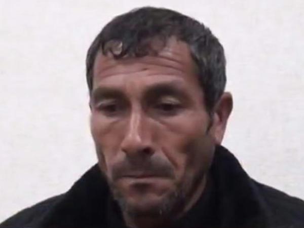 """""""Ağrılarıma görə çəkirdim"""" - Narkotiki paltaryuyan maşında gizlədən şəxs - VİDEO - FOTO"""
