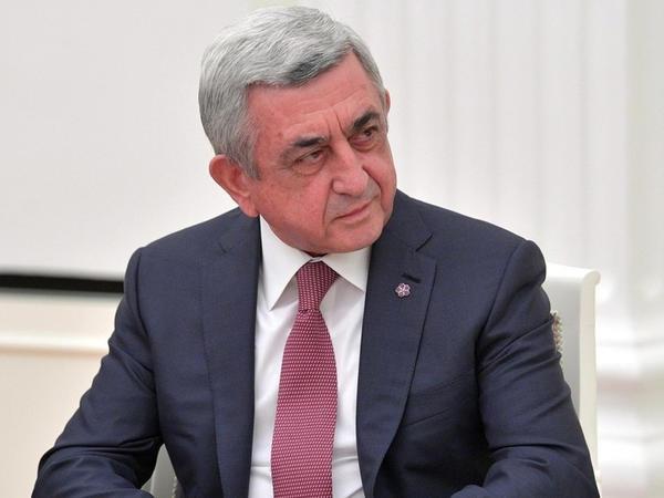 Serj Sarqsyanın istefa verdiyi gün anası ölüb