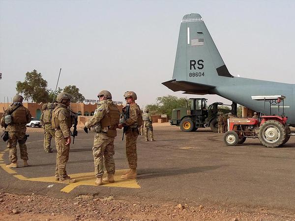 ABŞ Nigerdə yeni hərbi baza tikir