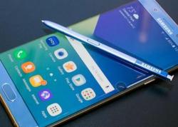 Samsung Galaxy Note7 sertifikat aldı