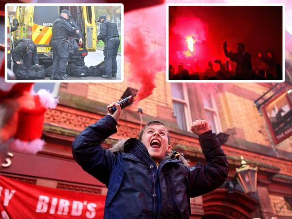 """""""Liverpul"""" """"Roma""""nı darmadağın etdi, <span class=""""color_red"""">italyanlar adam öldürmək istədilər - FOTO</span>"""
