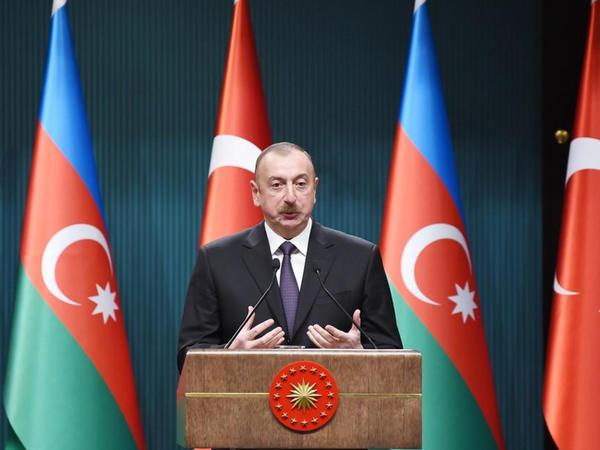 Prezident İlham Əliyev: Azərbaycan və Türkiyənin birgə layihələri regional əməkdaşlığı möhkəmləndirir, bölgədə sabitliyi təmin edir