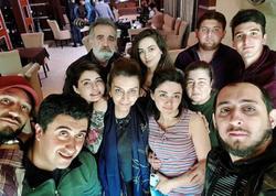 Xalq artistinə həmkarlarından ad günü sürprizi - VİDEO - FOTO