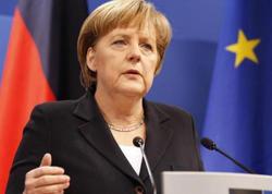 """Angela Merkel: """"Almaniya Azərbaycanı siyasi və iqtisadi modernləşmə yolunda tərəfdaş kimi dəstəkləməyə hazırdır"""""""