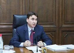 Ermənistanın müvəqqəti baş naziri məsləhətləşmələr üçün Moskvaya gedib