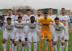Qazaxıstan klubu Avrokuboklardan kənarlaşdırıldı