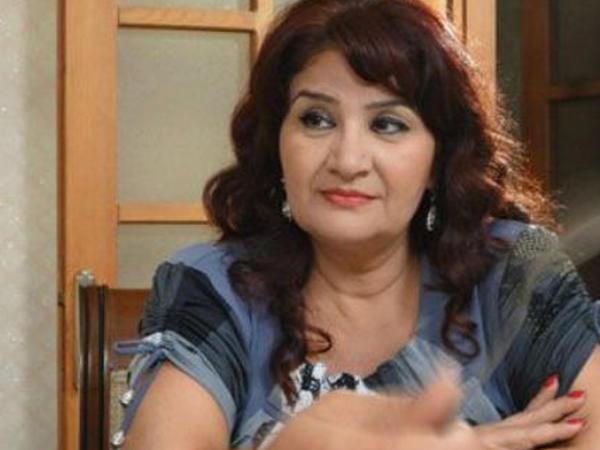 Azərbaycanlı aktrisa görünüşü ilə təəccübləndirdi - FOTO