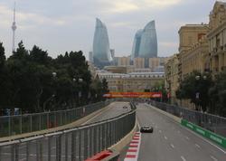 """Sabahdan Bakıda """"Formula 1""""ə hazırlıqla bağlı təmir aparılacaq <span class=""""color_red"""">yolların bağlanmasına başlanacaq</span>"""