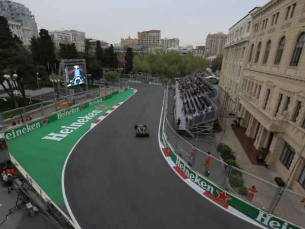 Formula-1 yarışları keçirilən günlərdə gözlənilən hava şəraiti