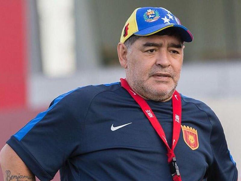 Maradonanın durumu açıqlandı -