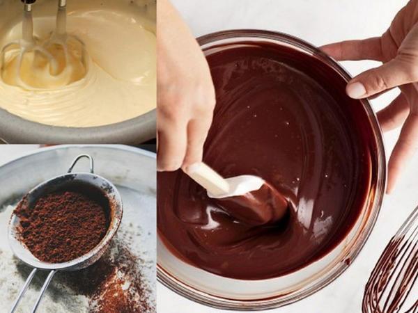 Şokoladlı kremin asan RESEPTİ