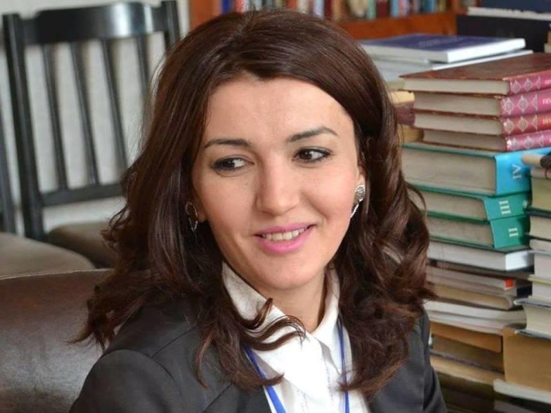 Jurnalist federasiyada vəzifəyə təyin edildi