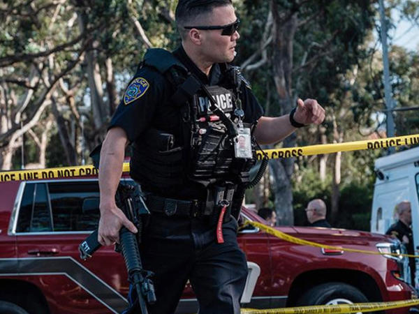 "ABŞ-da atışma: <span class=""color_red"">2 polis öldürüldü</span>"