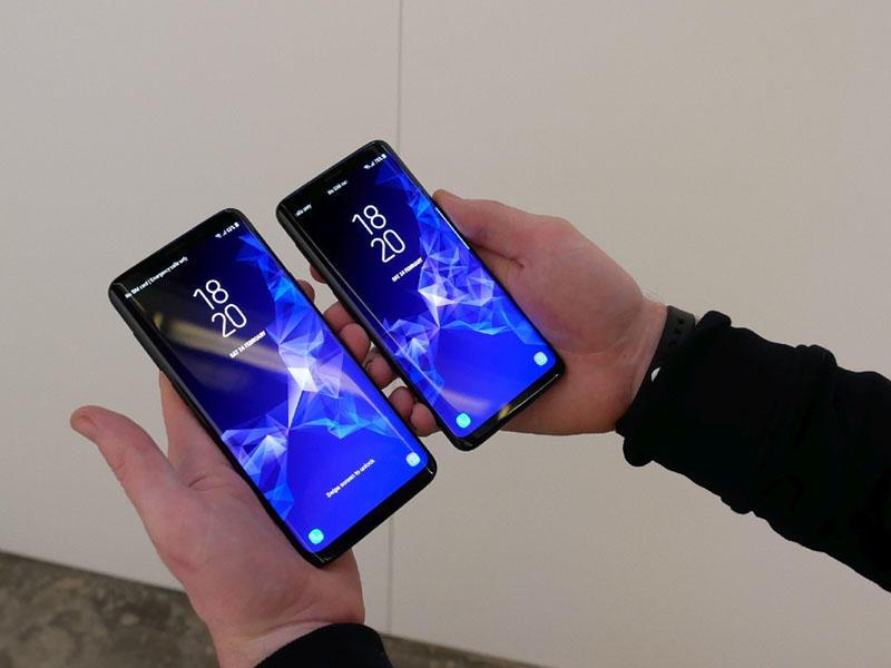 Galaxy S9-da problem çözüldü