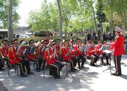 Bu gün Bakıda hərbi orkestrlərin nümunəvi çıxışları olacaq