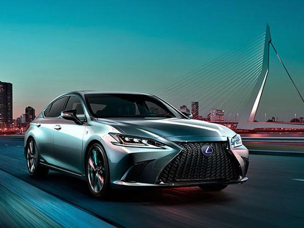 Yeni Lexus ES Çində təqdim edilib - FOTO