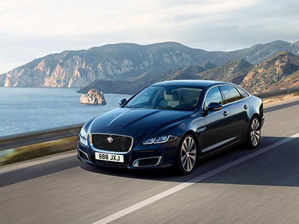 Jaguar yubiley münasibətilə XJ50 təqdim edib - FOTO