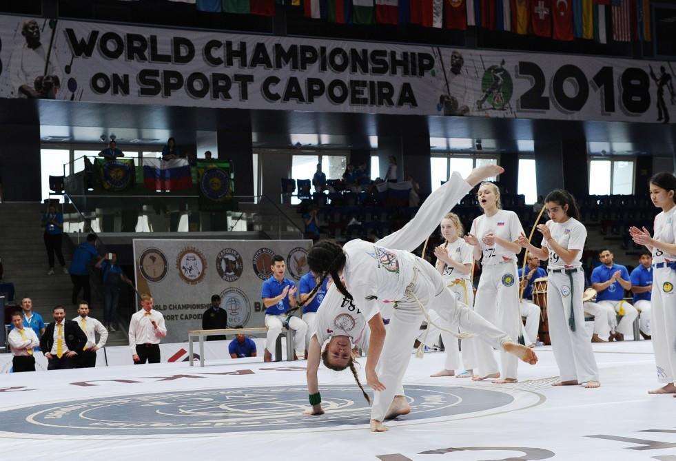 Dünya çempionatının birinci günündə Azərbaycan idmançılarından 6 medal