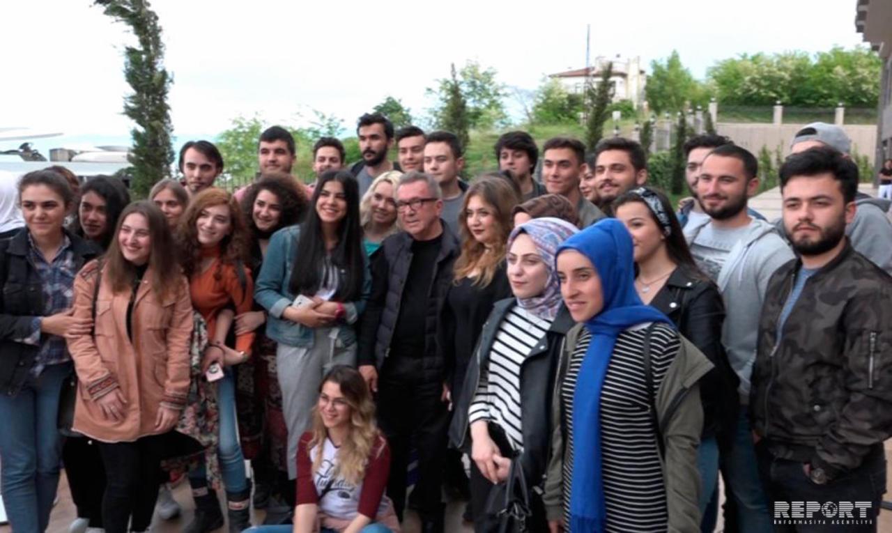 """""""Mübariz İbrahimovla bağlı film çəkmək istəyirəm"""" - Kurtlar Vadisinin rejisoru - FOTO"""