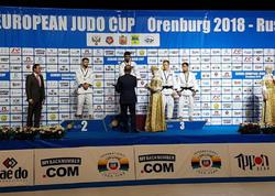 Cüdoçularımız Avropa kubokunda 2 medal qazanıblar - FOTO