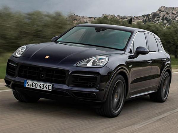 Porsche yeni Cayenne E-Hybrid təqdim edib - FOTO