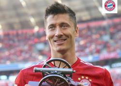 Levandovskidən Bundesliqa rekordu