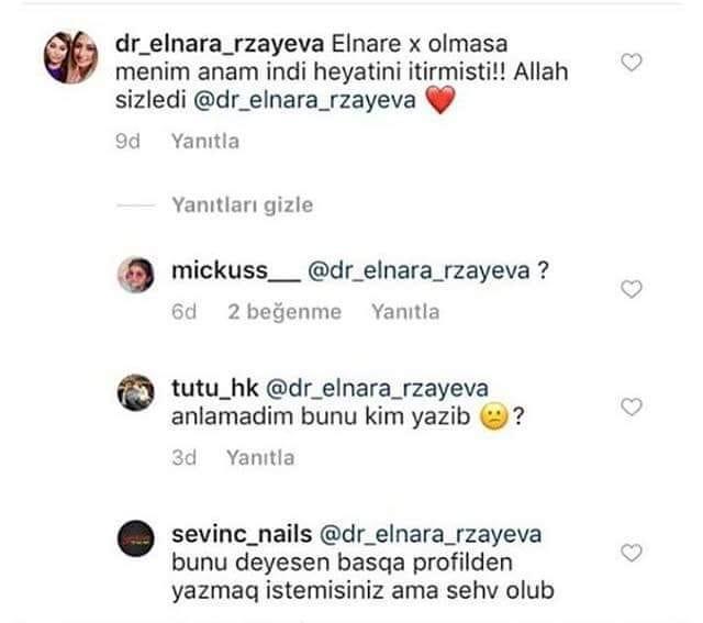 Azərbaycanda kosmetoloq gülməli vəziyyətə düşdü - FOTO