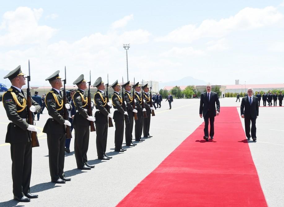 Prezident İlham Əliyevin Naxçıvan Muxtar Respublikasına səfəri başa çatıb - ...