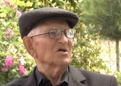 """""""O torpaqda ölmək arzumdur"""" - 26 ildir Laçınsız qalan 92 yaşlı ağsaqqal - VİDEO - FOTO"""