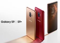 """""""Galaxy S9"""" и """"S9 Plus"""" yeni rənglərdə satışda"""