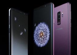 Samsung Galaxy S9 modelinin satışlarından narazıdır