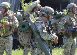 Gürcüstanda ABŞ-ın dəstəyi ilə hərbi təlim mərkəzi açıldı