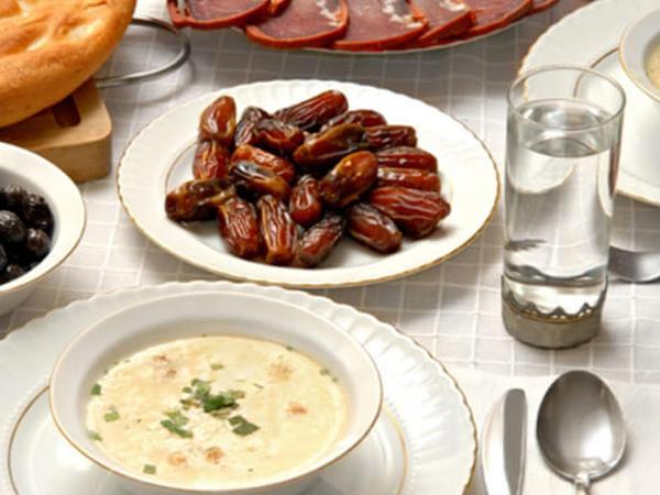 Ramazanda düzgün qidalanmağın yolları