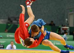Samboçularımız Avropa çempionatında daha bir medal qazandı