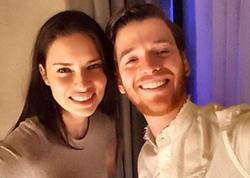 Adriana Lima sevgilisi ilə yataqda - FOTO