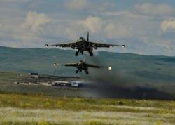 Ermənistan hərbi aviasiyası Füzuli istiqamətində uçuşlar keçirib? - FOTO