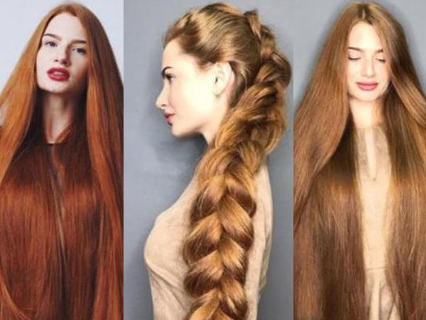 Saçlarınızı uzatmağın asan yolları