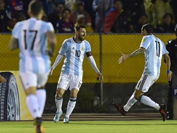 Argentina millisinin yekun heyəti açıqlandı