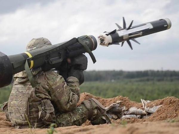 "Ukrayna ABŞ-ın göndərdiyi ""Javelin""i sınadı – VİDEO"