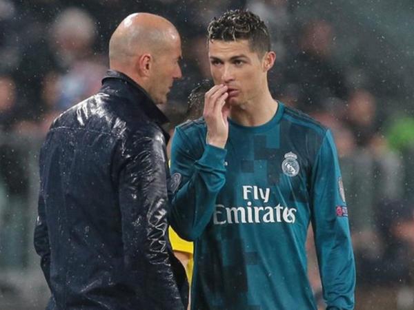 """Zidan: """"Ronaldonu Salaha dəyişmərəm"""""""