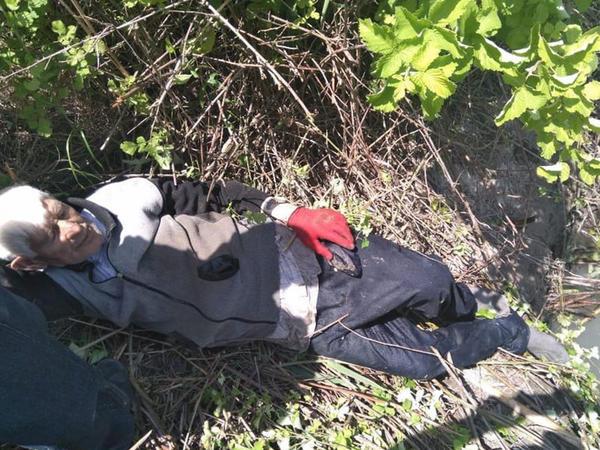 Bərdədə kanala düşən 80 yaşlı kişi 24 saatdan sonra xilas edildi - FOTO