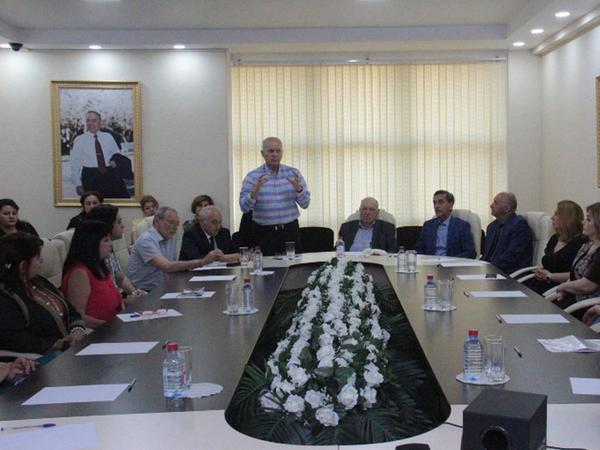 Mehdi Məmmədovun 100 illik yubileyinə həsr olunmuş tədbir keçirilib