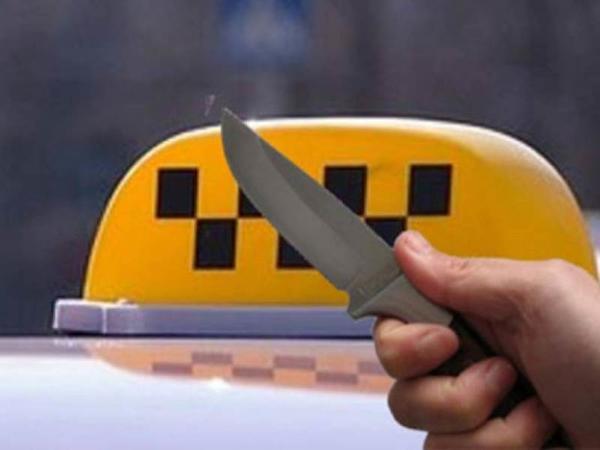 Bakıda taksi sürücüsünü hədələyib pulunu və telefonunu aldılar