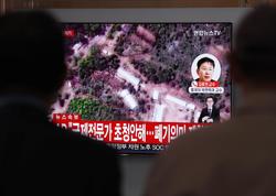 """Bütün dünya bunu gözləyirdi - <span class=""""color_red"""">Şimali Koreyadan tarixi addım - FOTO</span>"""