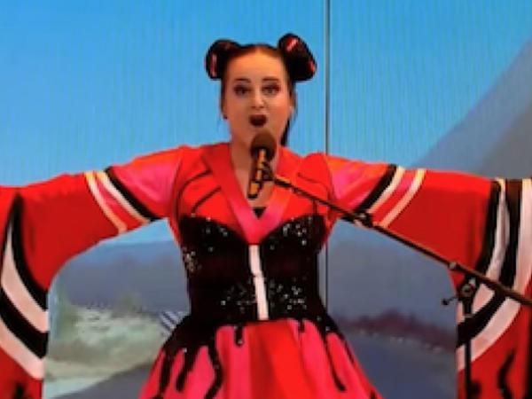 İsrail Eurovision mahnısının parodiyasından şikayət edib - VİDEO